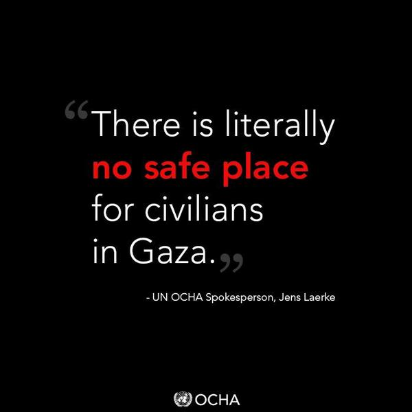 The Law that is No Law: War Crimes in Gaza