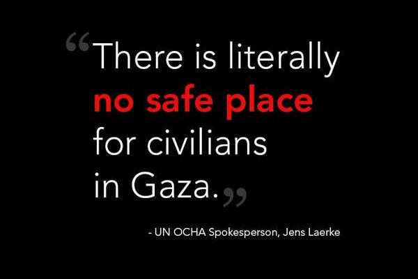 The Law that is No Law: War Crimes inGaza